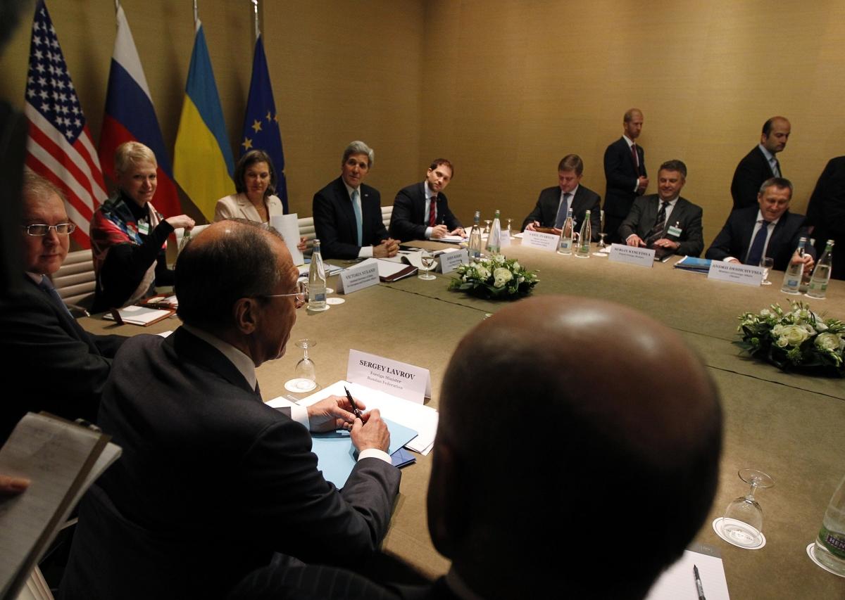 Putin Lavrov Agents Ukraine Kerry