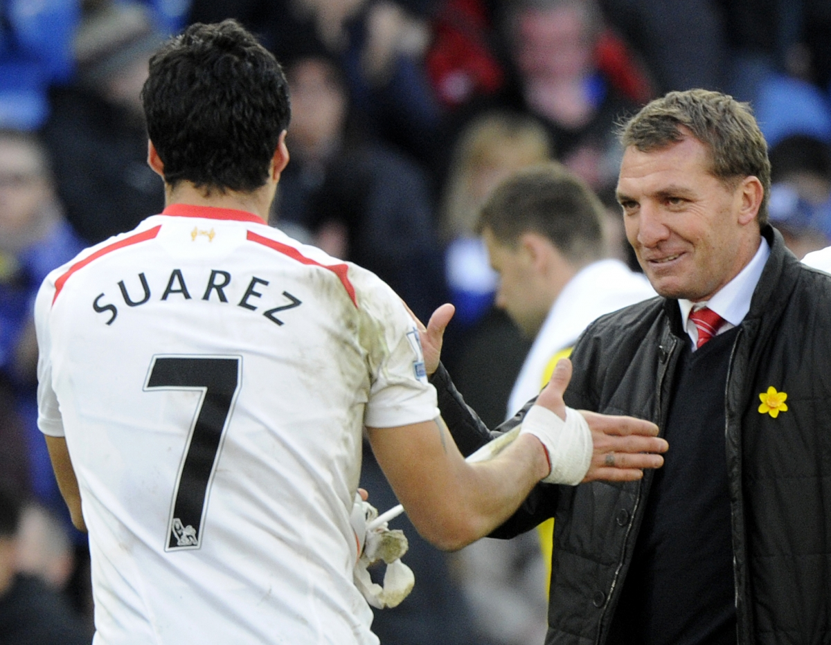 Suarez and Rodgers