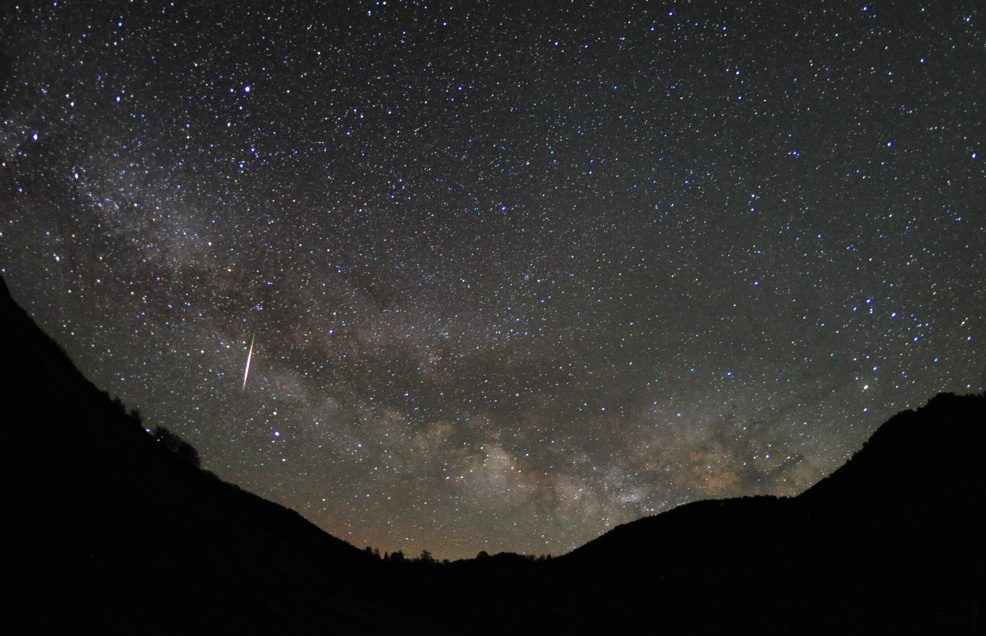 Lyrid meteor shower 2015: Where to watch shooting stars in ...
