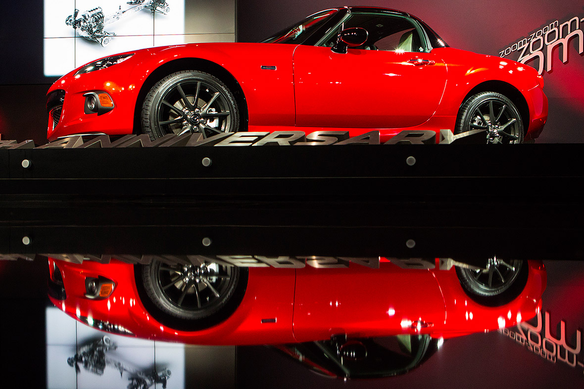 Mazda MX-5 Miata 25th Anniversary Edition