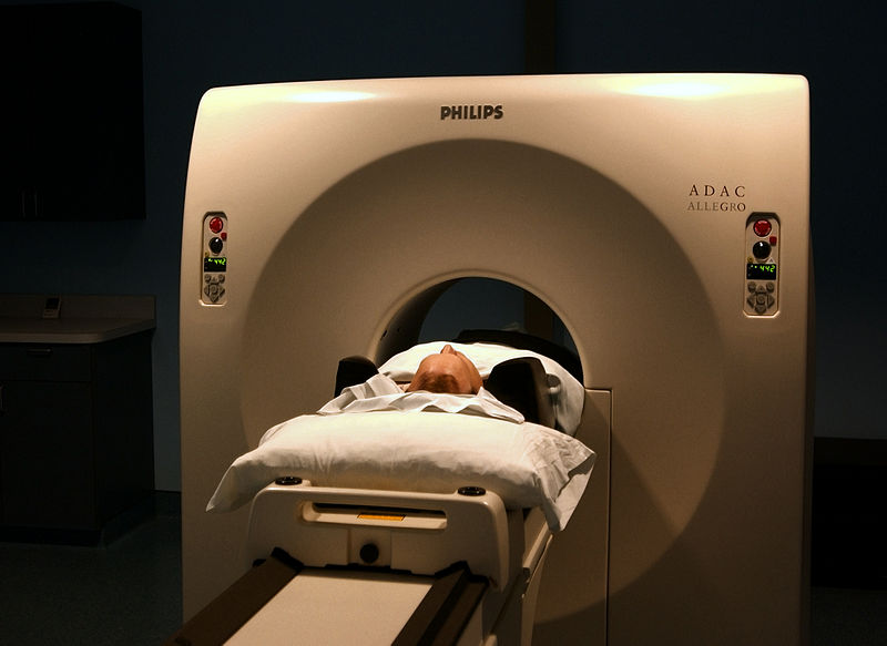 PET brain scans are accurate in predicting whether a brain damaged patient will regain consciousness