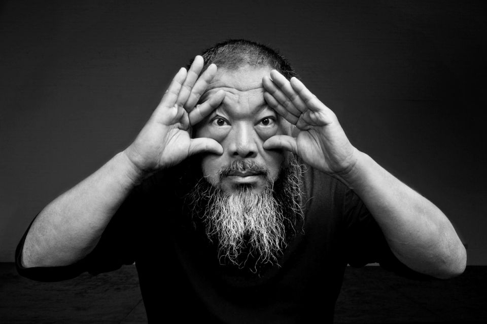 Ai Weiwei's Art Goes on Display in New York