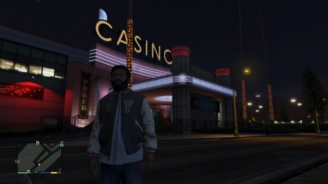 GTA 5 DLC: Leaked Casino DLC Source Code Image Hints at Gambling