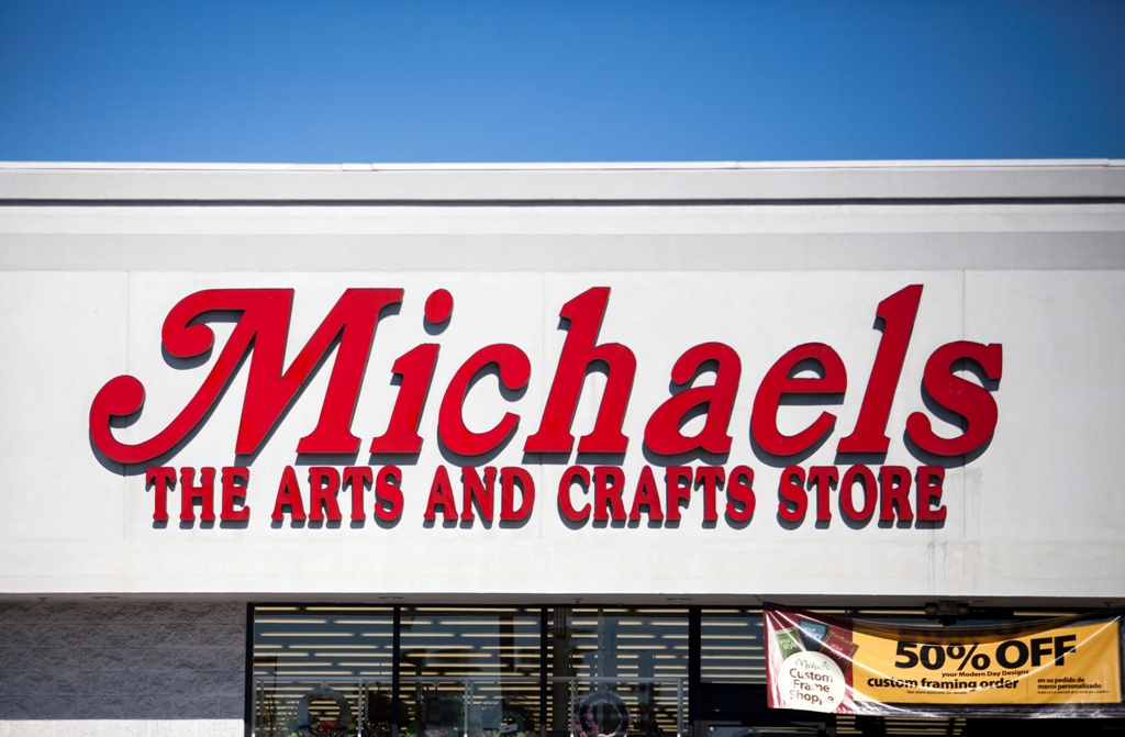 Michaels Stores Logo