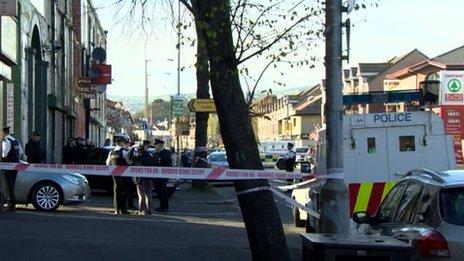 Belfast Shooting