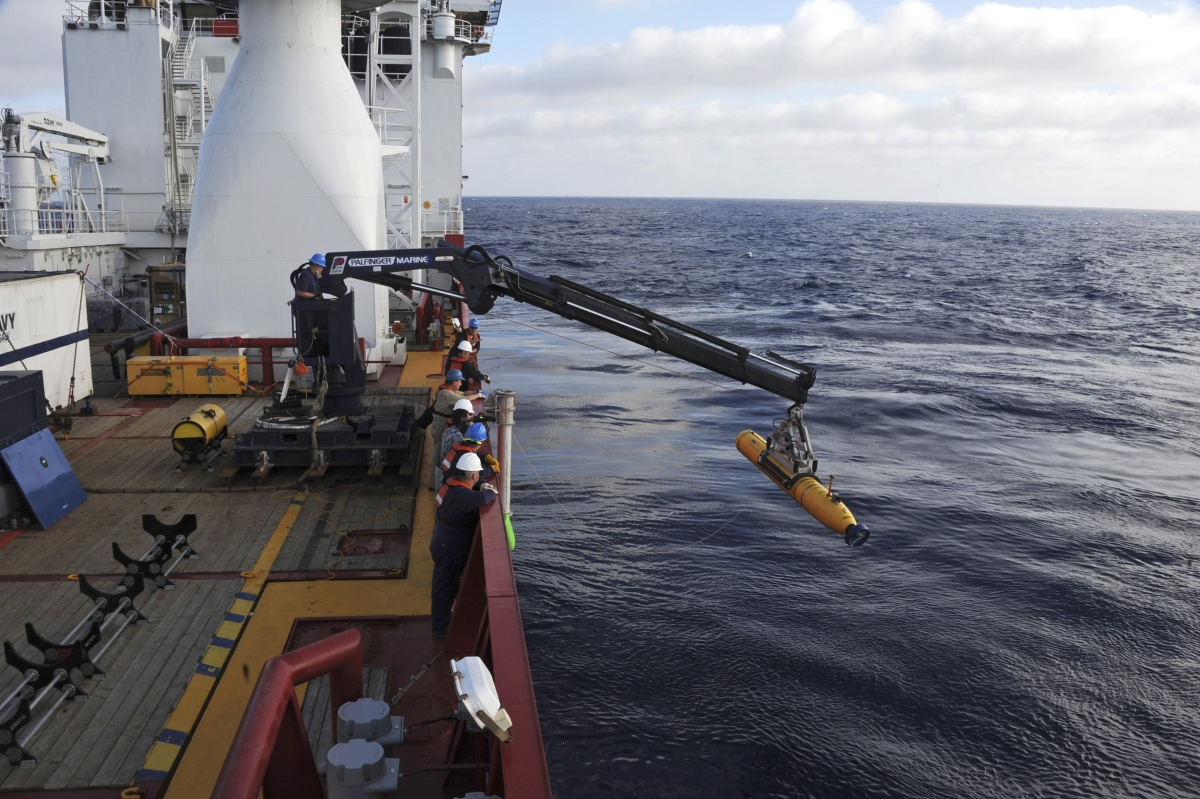 Malaysia Airlines flight MH370 Indian Ocean