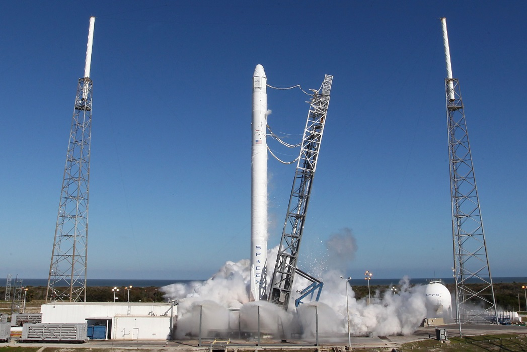 spacex rocket falcon - photo #26