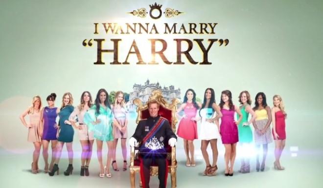 I Wanna Marry Harry