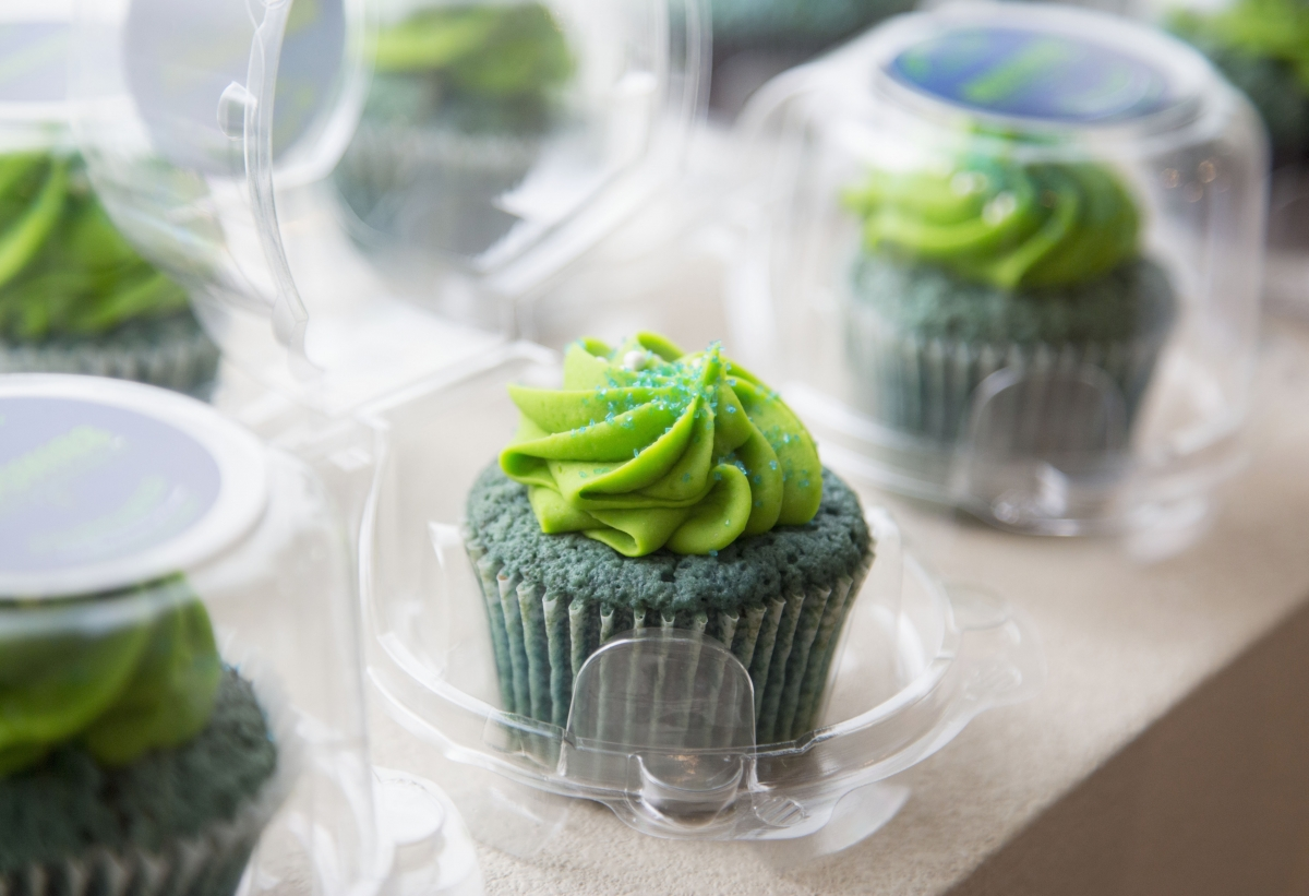 Cannabis cupcakes are amongst the weed laced sweets now sold in Denver