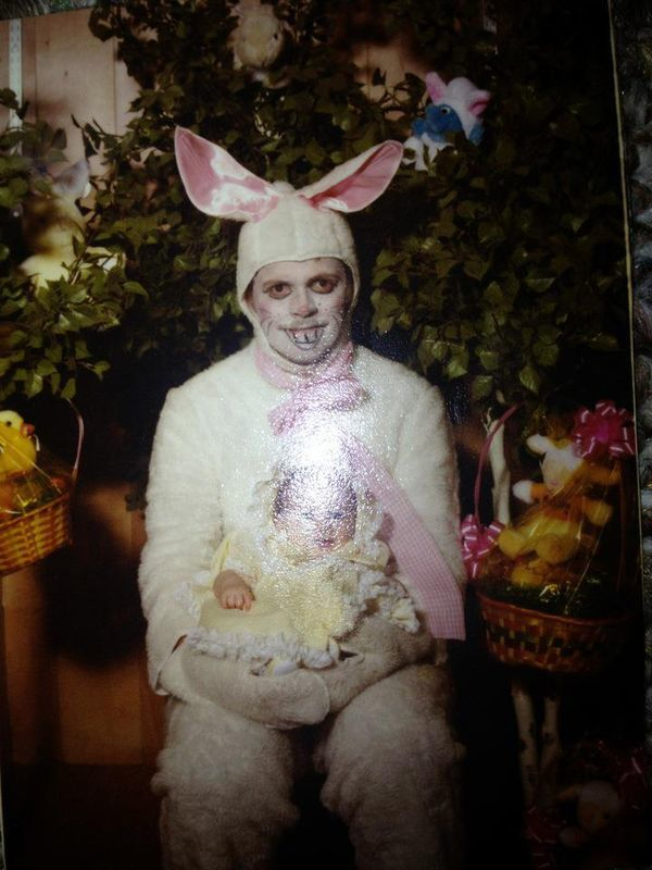 When Easter Bunnies Go Bad