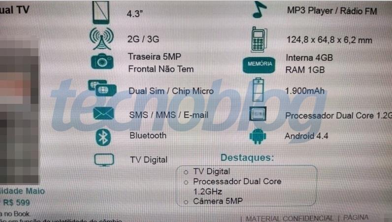 Motorola XT1021