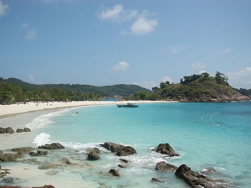 Redang Island, Malaysia (WikiCommons)