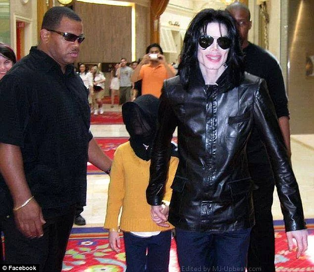 Michael Jackson bodyguard