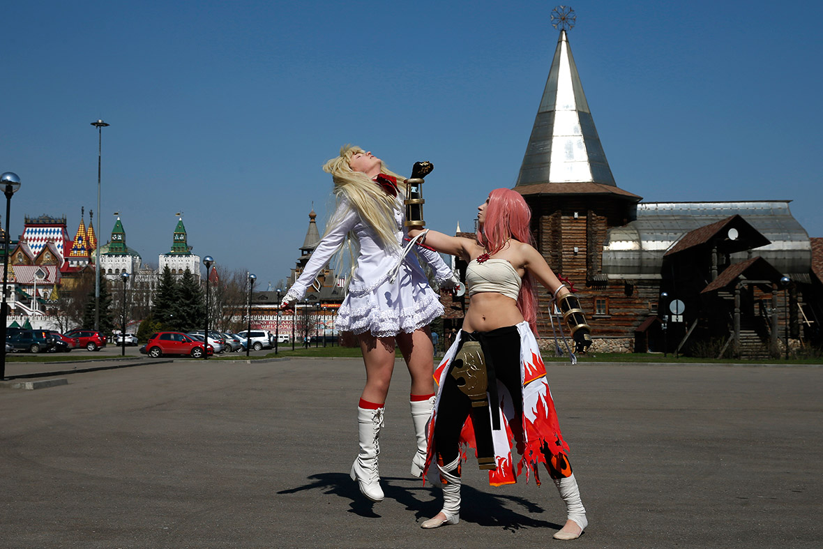 cosplay russia