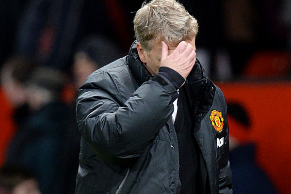 David Moyes Sacked as Manchester United Manager