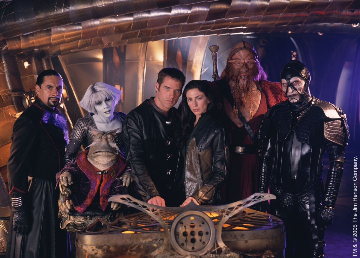 The Farscape movie has been confirmed