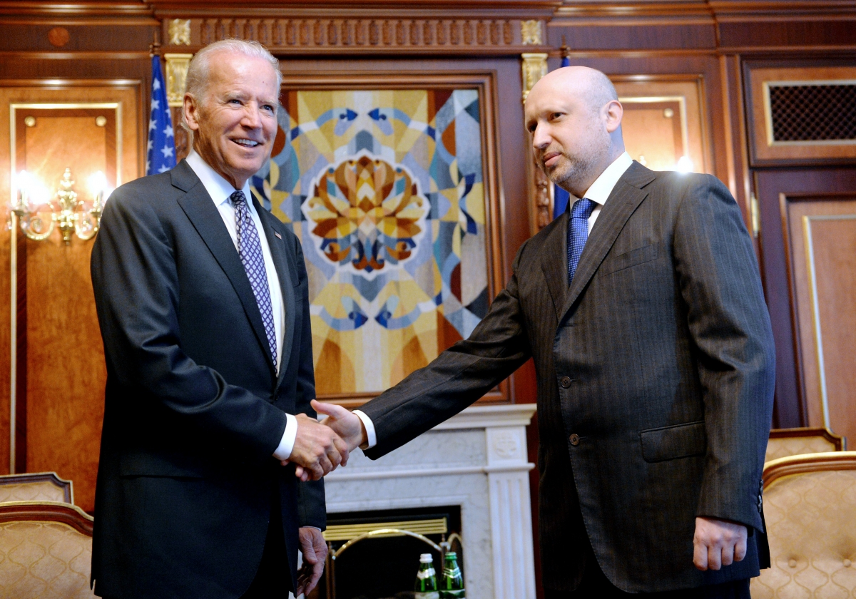 Ukraine crisis and Joe Biden's visit