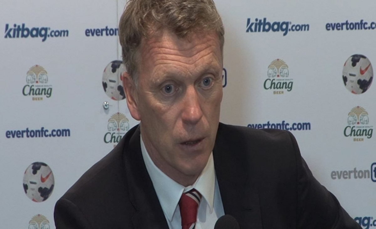 David Moyes's Last Press Conference as Manchester United Manager