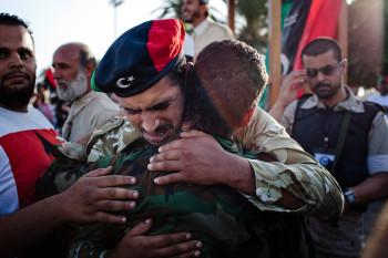 libya mourn