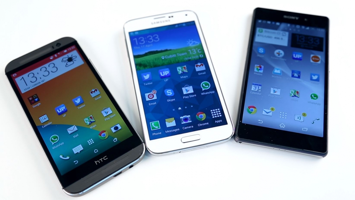 Tech Talk:The Battle of the Android Superphones