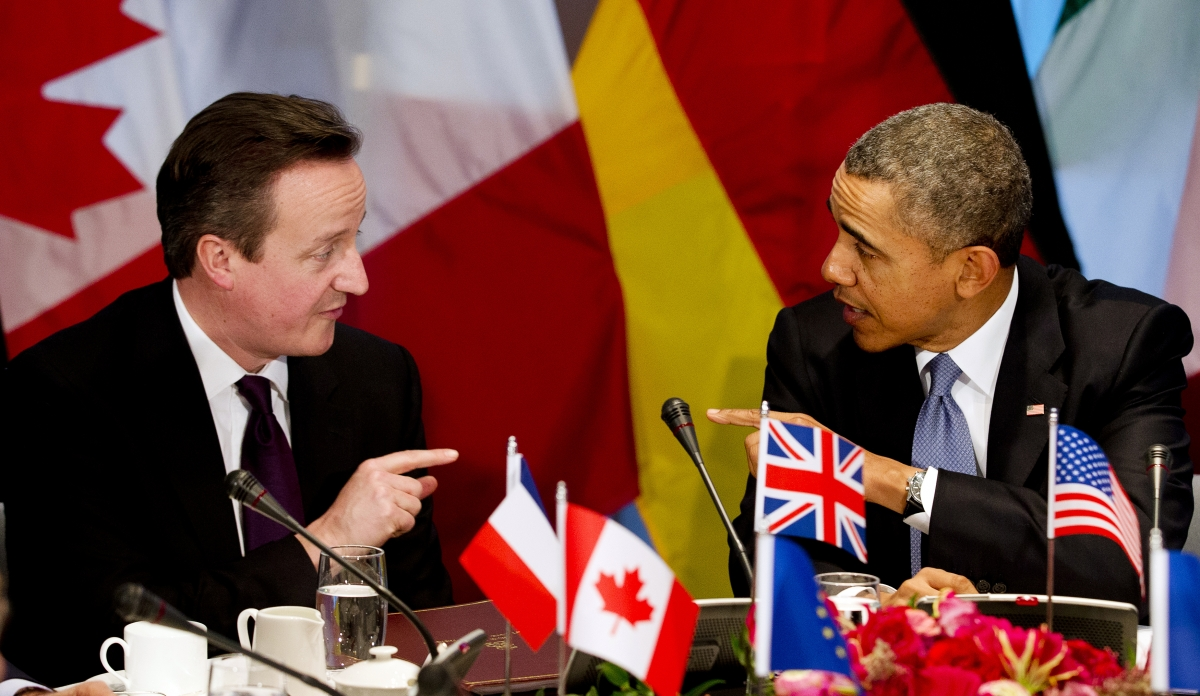 UK Pushing G7 for Shale Gas and Nuclear Focus to Loosen Russia Energy Grip