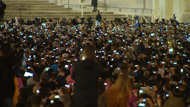 Digital Revolution in Vatican for Popes' Canonisation