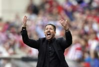Atletico Madrid\'s coach Diego