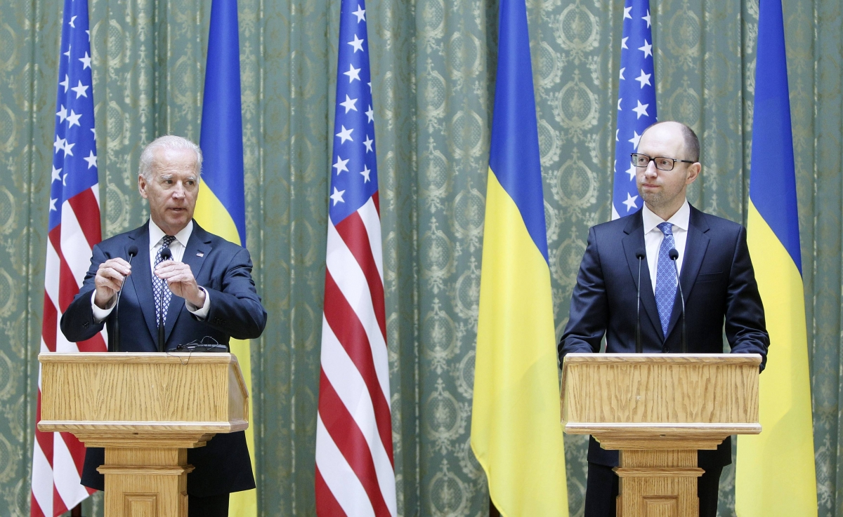 Biden to Russia: 'Stop Talking and Start Acting'
