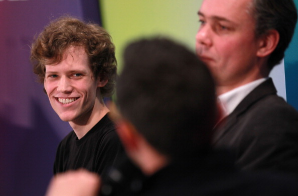 Christopher Poole, Founder of 4chan