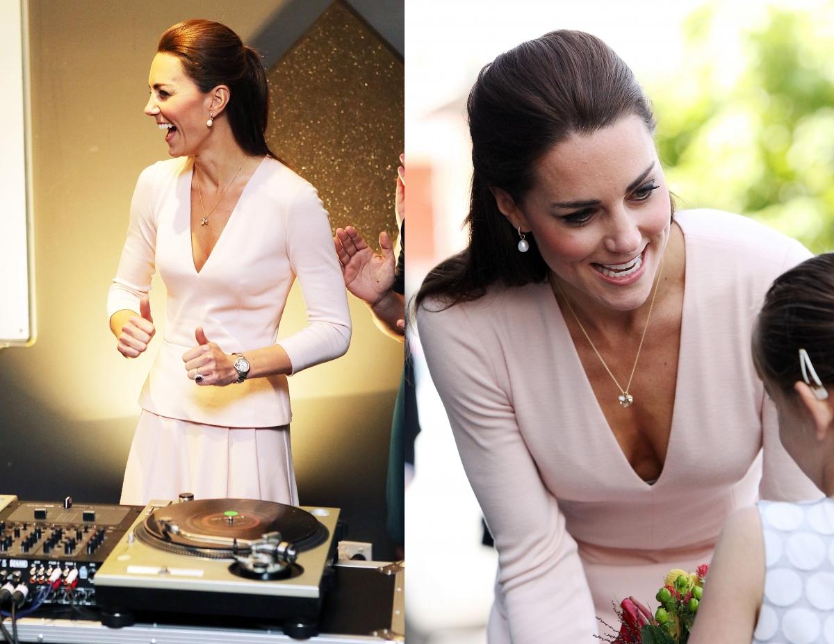 Kate Middleton Dress