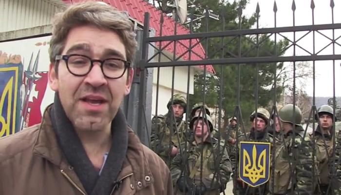 US Journalist Held by East Ukraine Militants