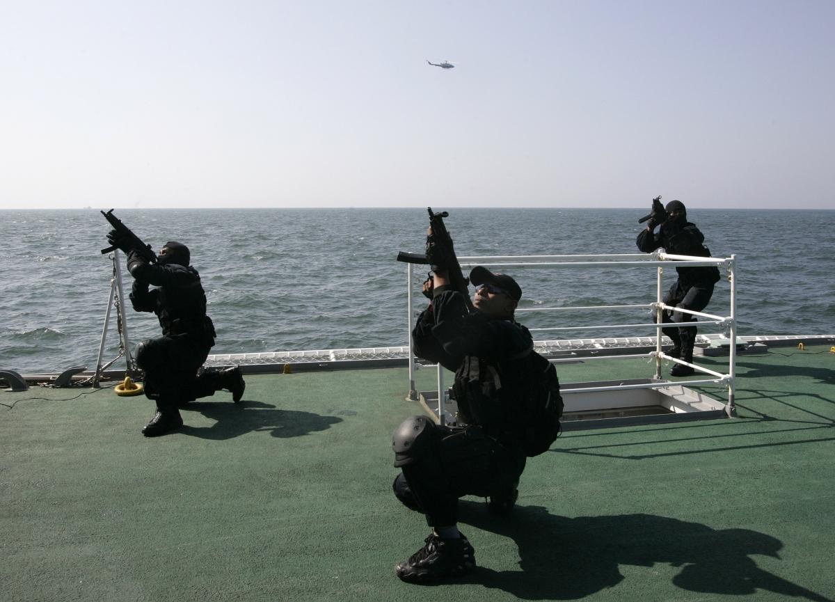Malaysia Piracy Malacca Strait
