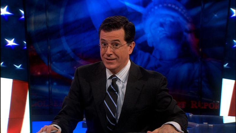 David Letterman Hosts Replacement, Stephen Colbert