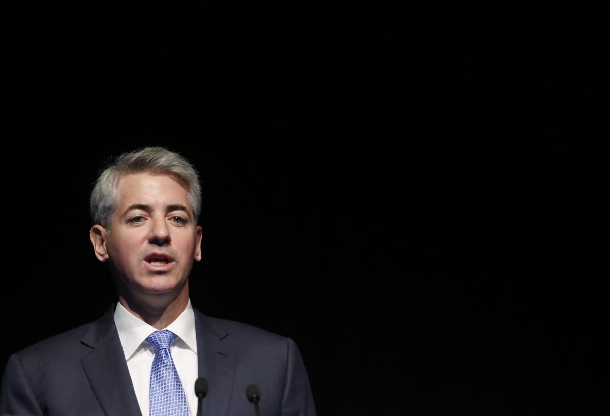 Bill Ackman, chief executive officer and portfolio manager of Pershing Square Capital Management