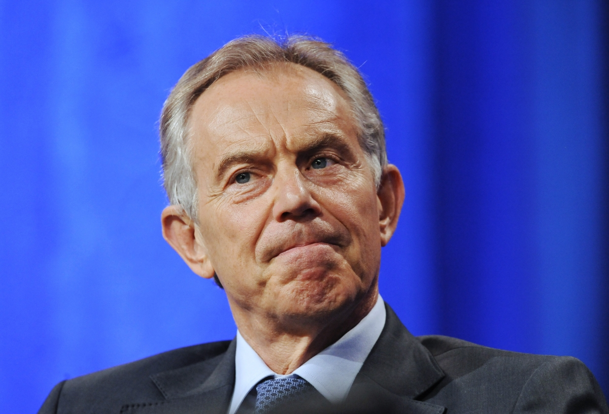 Blair Middle East Speech