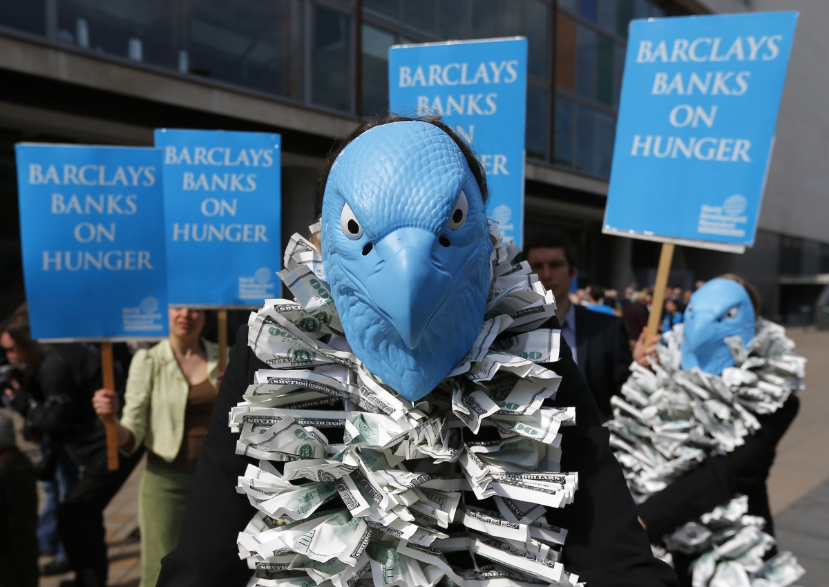 Barclays London Investment Bank Staff Sweat Over Where Jobs Axe Will Fall