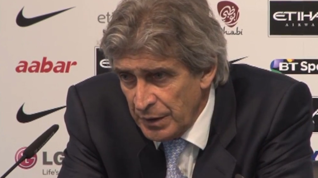Pellegrini: Silva Could be Doubt for Title Run-in