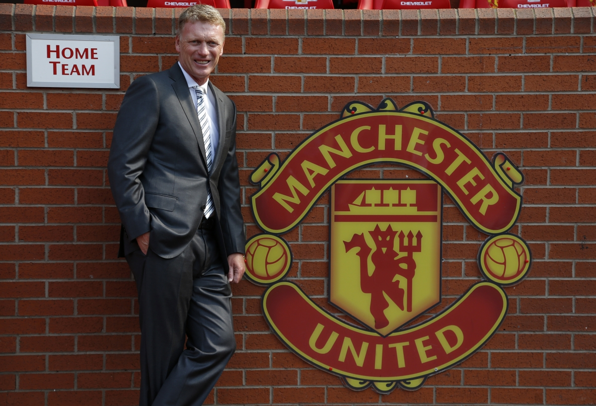 David Moyes sacked as Manchester United's manager