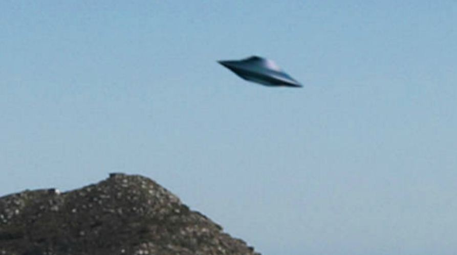 UFO Seen in Cape Town, South Africa