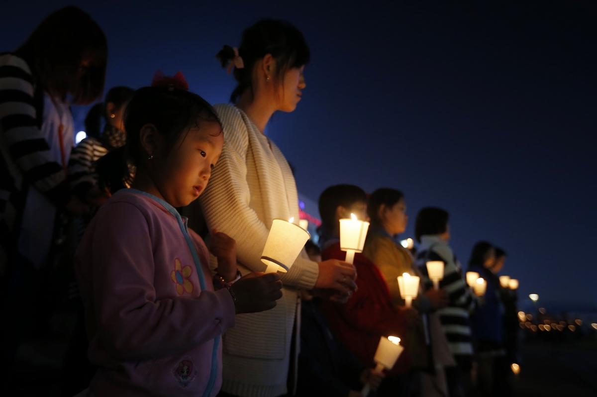 South Korea Ferry Capsize