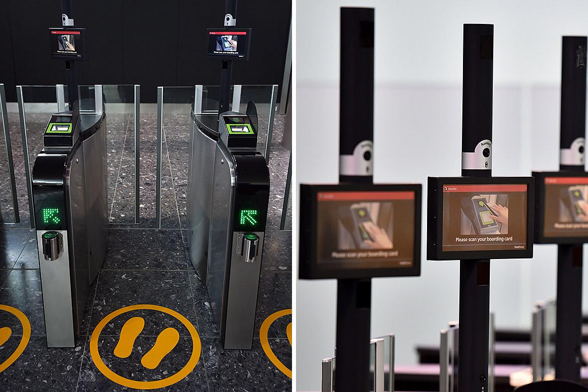 electronic boarding