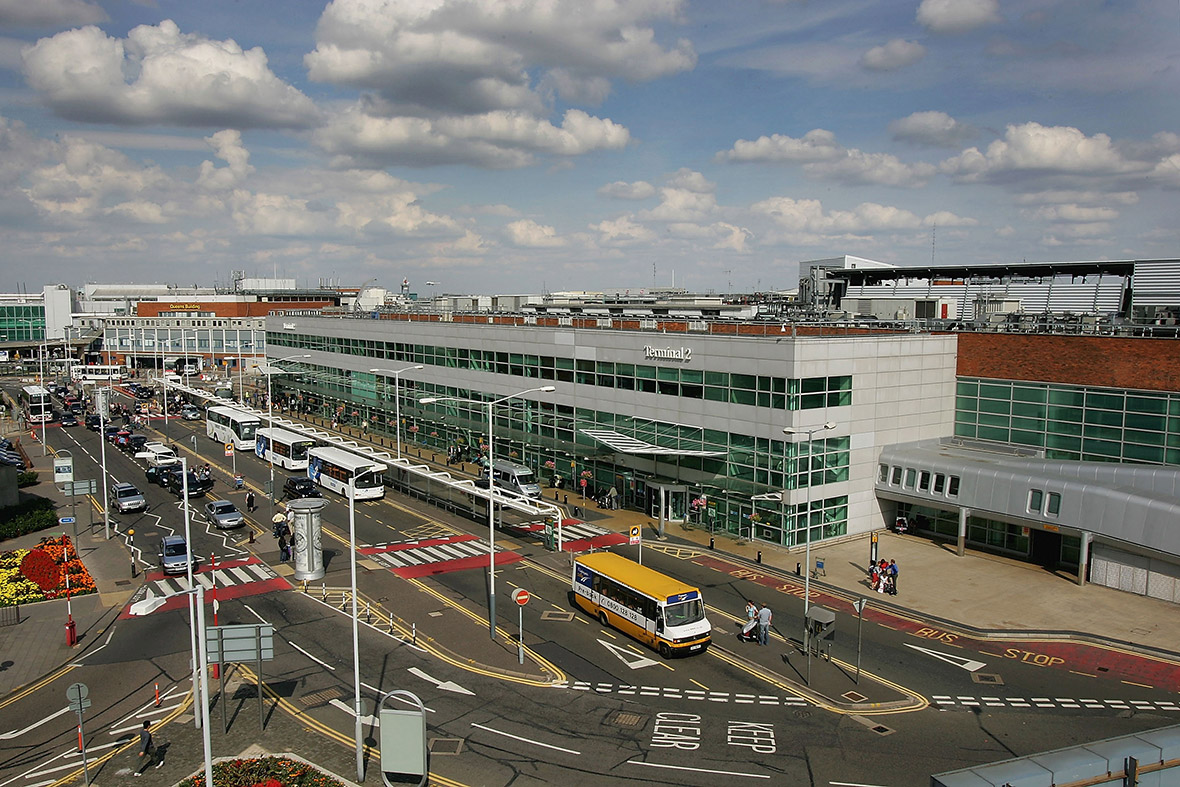 New Heathrow Terminal 2 First Glimpse Of Spacious Inside