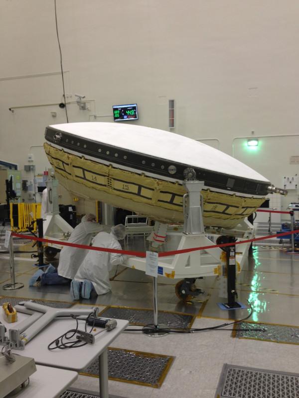 NASA LDSD