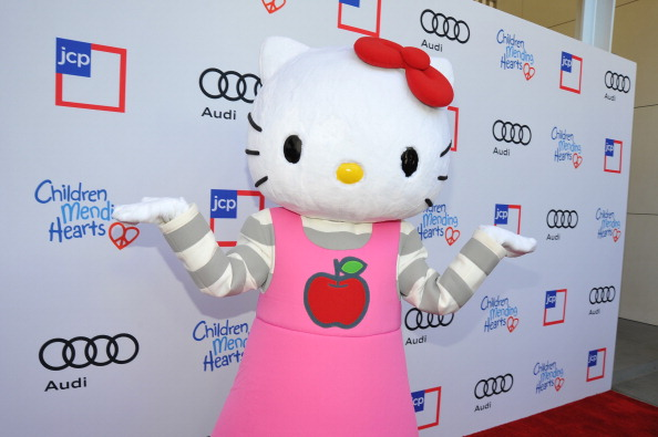 Hello Kitty maniacs brought crashing down servers running the McDonald's' website when Bubbly World set went on sale