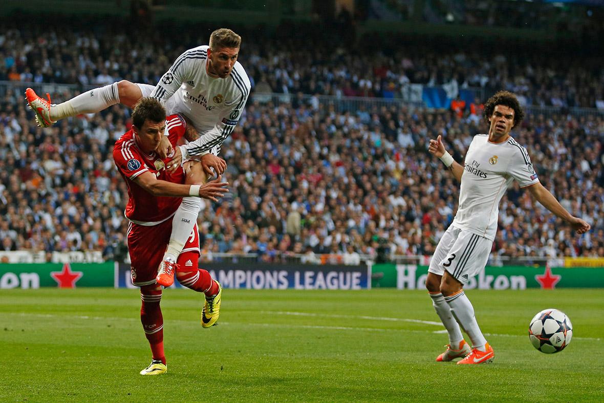 Ramos Fouls