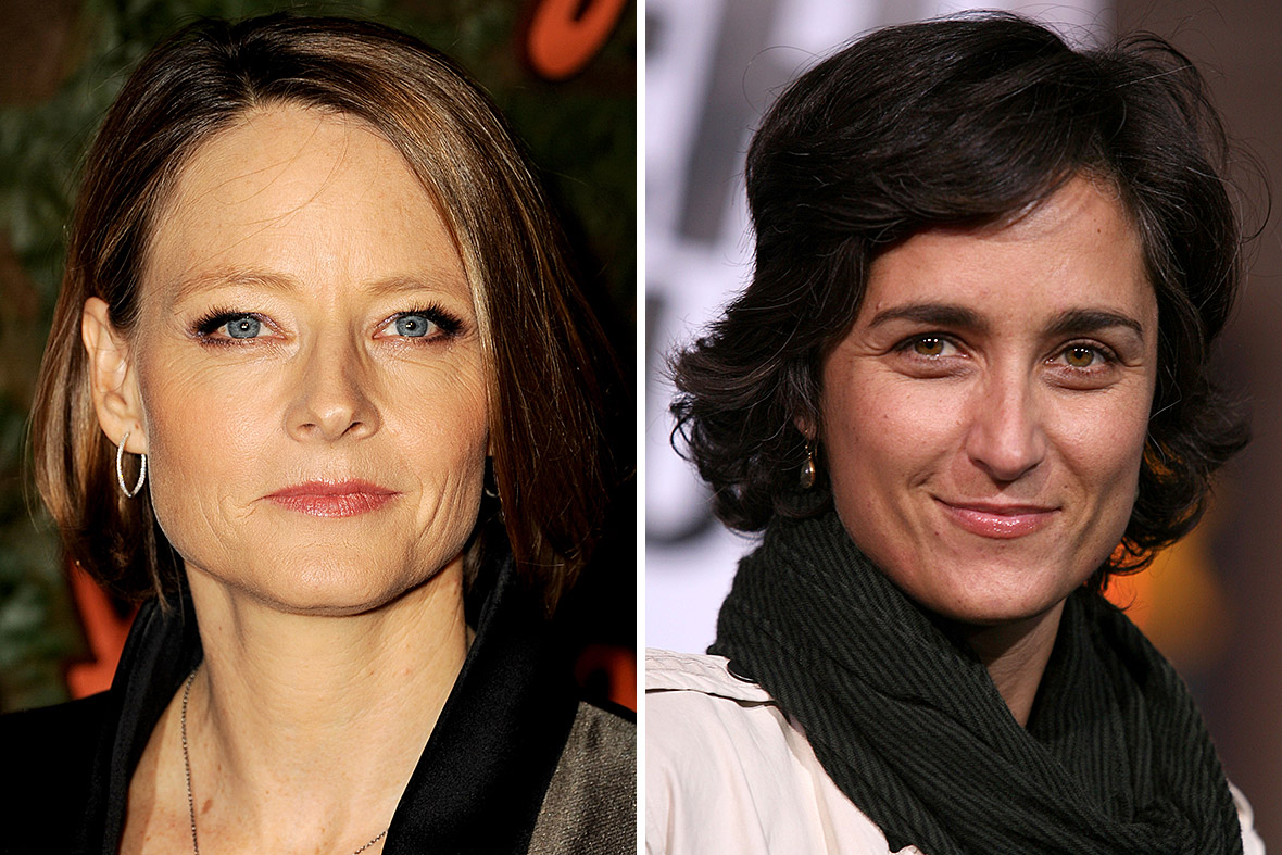 Rachel Shelly and Alexandra Hedison - The L Word