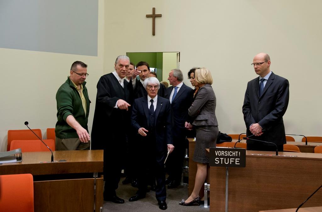 Bernie Ecclestone Munich Trial