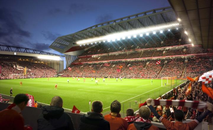 Anfield redevelopment
