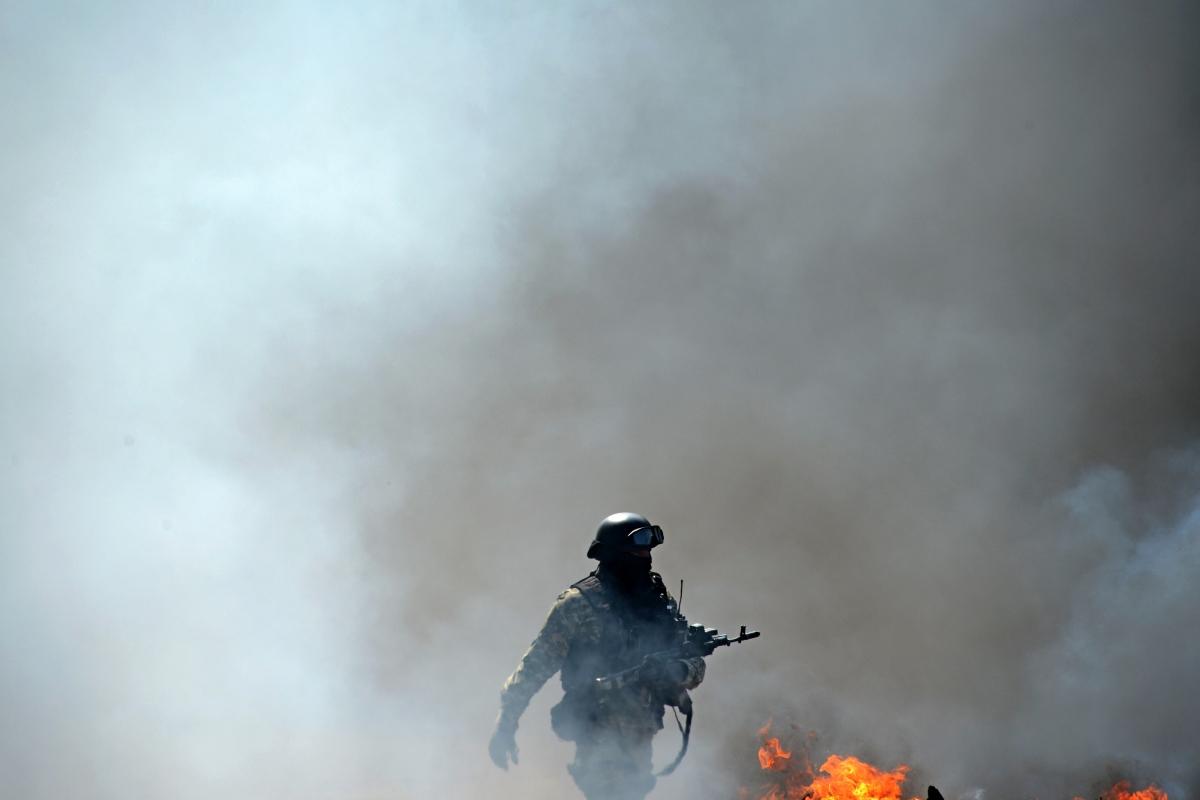 Ukraine troops kill Five Pro-Russian Separatists in Sloviansk