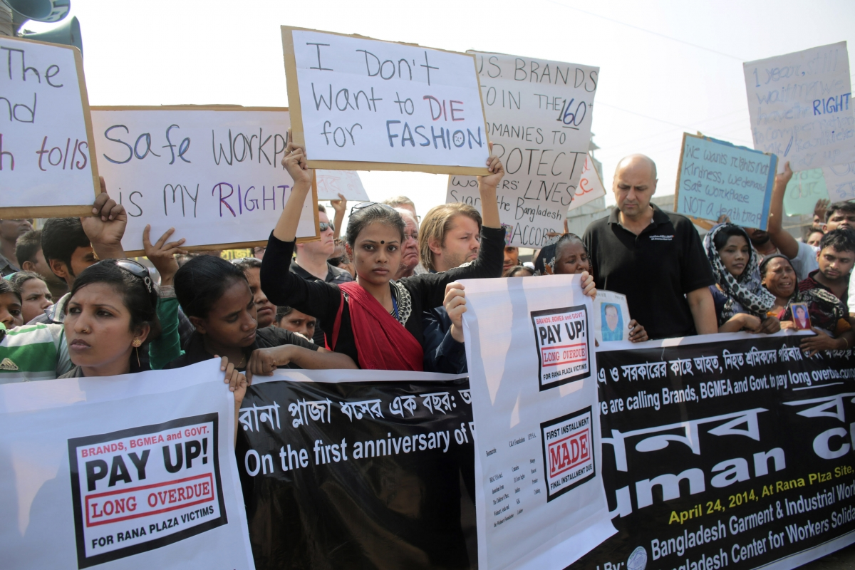 Rana Plaza disaster anniversary: have workers\' rights changed?